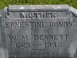 Ernestine <i>Bonds</i> Bennett