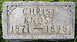 Christian Friedrich Wilhelm Louis Knost