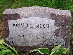 Donald C Bickel