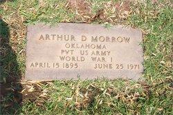 Arthur David Ad Morrow