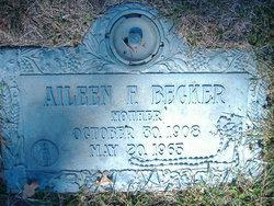 Aileen F. Becker