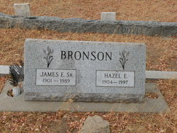 James Edward Bronson, Sr