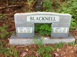 Ethel <i>Jones</i> Blacknell
