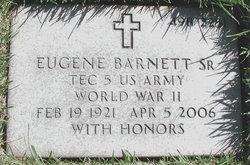 Eugene Barnett, Sr