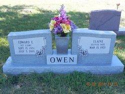 Edward Earl Owen
