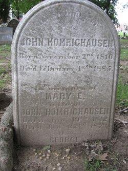 Johann John Homrighausen