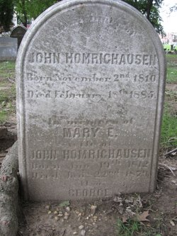 Maria Elisabeth Mary Homrighausen