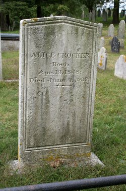 Alice Crocker