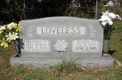 Milford F Loveless
