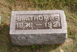 James A Thomas