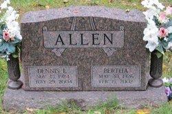 Dennis Lee Allen, Sr