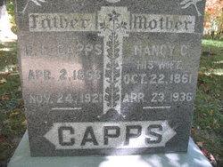 Nancy Catherine <i>Ator</i> Capps