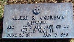 Albert Raymond Andrews