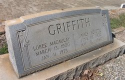 Loree <i>MaCaulay</i> Griffith