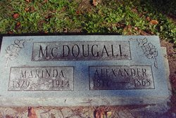 Marinda <i>Babbitt</i> McDougall