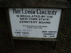 Port Leyden Cemetery