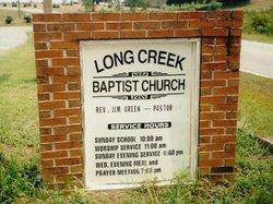 Long Creek Baptist Church Cemetery