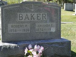 Amanda Elizabeth <i>Page</i> Baker