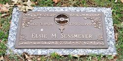 Elsie Sensmeyer