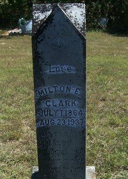 Milton Eldridge Clark