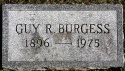 Guy Richmond Burgess