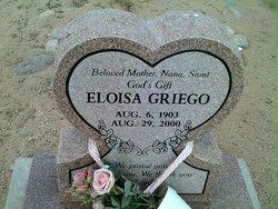 Eloisa Nana <i>Lucero</i> Griego