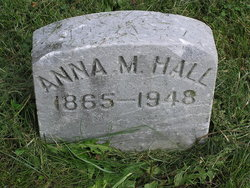 Anna Mary <i>Morlan</i> Hall