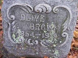 Clarissa Olive <i>Love</i> Brown