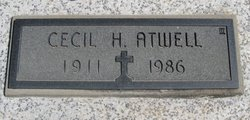 Cecil H Atwell