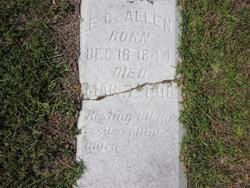 E. C. Allen