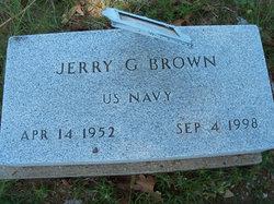 Jerry Glen Brown