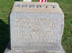 Catherine <i>Foster</i> Abbott
