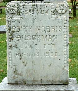Edith Norris Buschman