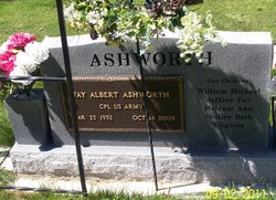 Fay Albert Ashworth