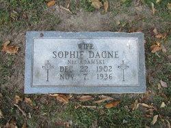 Sophia <i>Adamski</i> Dagne