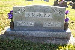 Rosa Mae <i>Merritt</i> Simmons