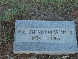 William Nicholas Allen