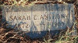 Sarah E. Anthony