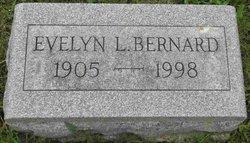 Evelyn Lucille <i>Hyer</i> Bernard