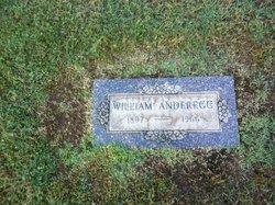William Anderegg