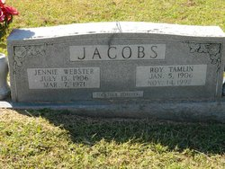 Roy Tamlin Jacobs