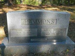 Mamie <i>Brown</i> Hammons