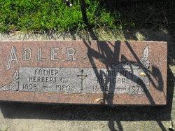 Herbert G Adler
