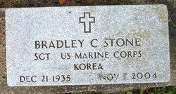 Sgt Bradley C. Stone