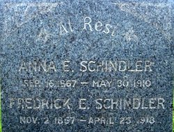Fredrick E. Schindler