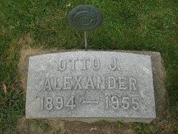 Otto J Alexander