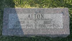 Edith Ann <i>Rouse</i> Alton