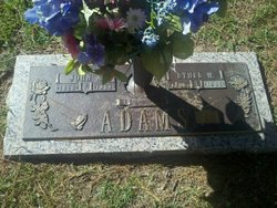 Ethel W Adams
