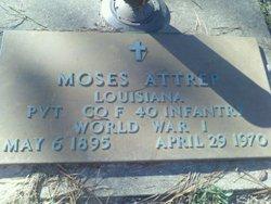 Moses Attrep, Sr