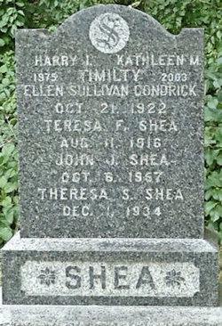 Ellen <i>Sullivan</i> Condrick